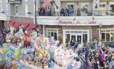 Hampton Inn & Suites Mobile- Downtown Historic District