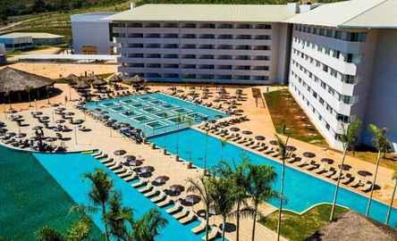Tauá Hotel e Convention Alexânia