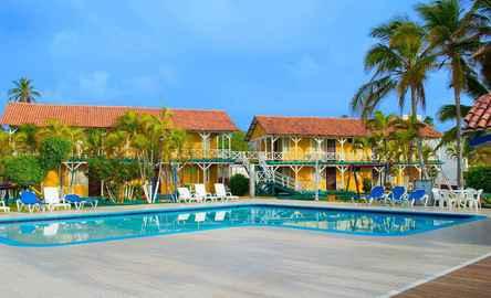 Hotel Sol Caribe Campo