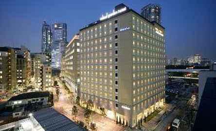 Mitsui Garden Hotel Shiodome Italia-gai Hotel