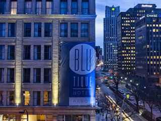 Blu-Tique Hotel