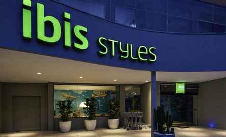 Ibis Styles Sao Paulo Anhembi Hotel