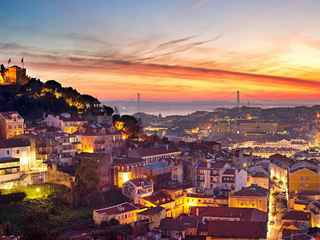 Pacote de Viagem - Lisboa (Portugal) - 2022