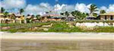 Oásis Atlântico Praia das Fontes