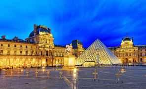 Pacote Paris + Museu do Louvre - 2022 e 2023