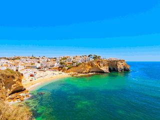 Pacote de Viagem - Algarve (Portugal) - 2022