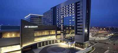 JW Marriott Minneapolis Mall of America