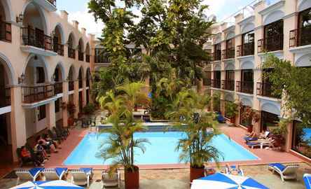 Hotel DORALBA INN MERIDA