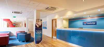 Travelodge Manchester Central Hotel