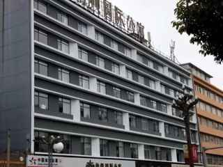 Poltton International Apartment Kunming Railway Station