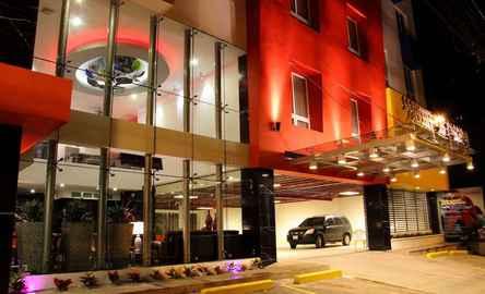 Hotel Las Cascadas